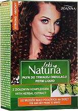 Düfte, Parfümerie und Kosmetik Starke Lotion für Dauerwelle - Joanna Naturia Loki Liquid