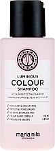 Düfte, Parfümerie und Kosmetik Aufhellendes Shampoo für gefärbtes Haar mit Granatapfel - Maria Nila Luminous Color Shampoo