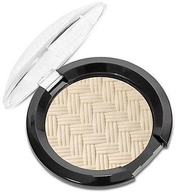 Mineralischer gepresster Gesichtspuder - Affect Cosmetics Smooth Finish Powder