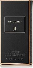 Düfte, Parfümerie und Kosmetik Kompaktpuder im Spiegeletui - Serge Lutens Teint Si Fin Compact Foundation
