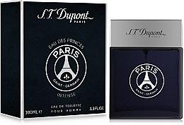 Düfte, Parfümerie und Kosmetik S.T. Dupont Paris Saint-Germain Eau des Princes Intense - Eau de Toilette