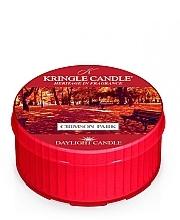 Düfte, Parfümerie und Kosmetik Duftkerze Crimson Park - Kringle Candle Daylight Crimson Park