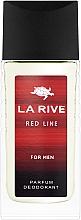 Düfte, Parfümerie und Kosmetik La Rive Red Line - Parfümiertes Körperspray