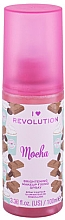 Düfte, Parfümerie und Kosmetik Make-up-Fixierspray - I Heart Revolution Fixing Spray Mocha