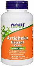 Düfte, Parfümerie und Kosmetik Nahrungsergänzungsmittel Artischockenextrakt 450 mg - Now Foods Artichoke