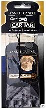 Düfte, Parfümerie und Kosmetik Papier-Lufterfrischer Midsummer's Night - Yankee Candle Single Car Jar Midsummer's Night