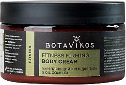 Düfte, Parfümerie und Kosmetik Straffende Körpercreme mit Komplex aus 5 pflanzlichen Ölen - Botavikos Fitness Body Cream