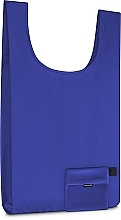Düfte, Parfümerie und Kosmetik Falttasche blau Smart Bag in Etui - MakeUp