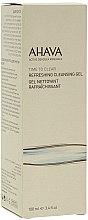 Düfte, Parfümerie und Kosmetik Gesichtsreinigungsgel - Ahava Time to Clear Refreshing Cleansing Gel