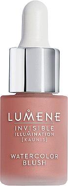 Flüssiges Rouge - Lumene Invisible Illumination Watercolor Blush