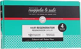 Düfte, Parfümerie und Kosmetik Regenerierende Haarampulle mit Maca-Pflanze - Nuggela & Sule' Hair Regenerator Ampoules