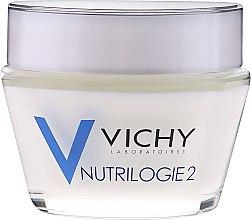 Intensive Gesichtscreme für sehr trockene Haut - Vichy Nutrilogie 2 Intensive for Dry Skin — Bild N2