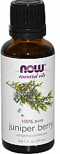 Düfte, Parfümerie und Kosmetik Ätherisches Öl Wacholderbeere - Now Foods Essential Oils 100% Pure Juniper Berry