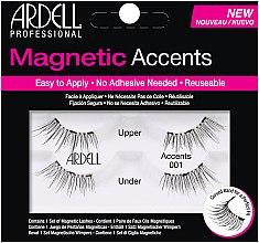 Düfte, Parfümerie und Kosmetik Künstliche Wimpern - Ardell Magnetic Lashes Accents 001