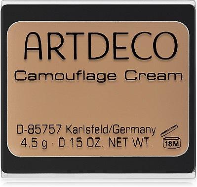 Wasserdichter Creme-Concealer - Artdeco Camouflage Cream Concealer