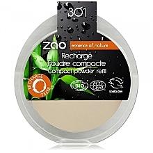 Düfte, Parfümerie und Kosmetik Kompaktpuder für das Gesicht (Austauschbarer Pulverkern) - Zao Compact Powder