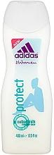 Düfte, Parfümerie und Kosmetik Feuchtigkeitsspendende Duschmilch für trockene Haut - Adidas For Woman Extra Hydrating Shower Milk