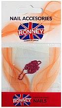 Düfte, Parfümerie und Kosmetik Nageldekoration Kette gold-rosa 00378 - Ronney Professional