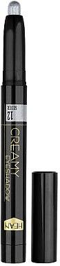 Cremige Lidschatten in Stiftform - Hean Creamy Eye Shadows — Bild N1