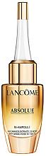 Düfte, Parfümerie und Kosmetik Konzentrierte Anti-Aging Bi-Ampulle mit Rosenextrakt - Lancome Absolue Repair Bi-Ampoule Concentrated