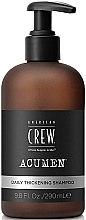 Düfte, Parfümerie und Kosmetik Verdickendes Shampoo für Männer - American Crew Acumen Daily Thickening Shampoo