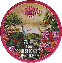 Düfte, Parfümerie und Kosmetik Sheabutter für den Körper Jungle Paradise 100% - Institut Karite Jungle Paradise Scented Shea Butter