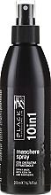 Düfte, Parfümerie und Kosmetik 10in1 Haarmaske in Spray mit Keratin und Panthenol - Black Professional Line