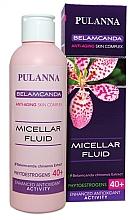 Düfte, Parfümerie und Kosmetik 2in1 Mizellenlotion und -tonikum zum Abschminken mit Tigergrasextrakt - Pulanna Belamcanda Micellar Fluid Anti-Aging Skin Complex
