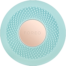 Düfte, Parfümerie und Kosmetik UFO-Beauty-Gerät Mini 2 Mint mit Led-thermoaktivierende Smart-Maske - Foreo UFO Mini 2 Mint