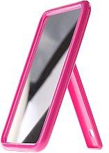 Düfte, Parfümerie und Kosmetik Kosmetikspiegel mit Ständer 5244 pink - Top Choice