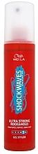 Düfte, Parfümerie und Kosmetik Haargel-Spray Ultra starker Halt - Wella ShockWaves Ultra Strong Rock&Hold