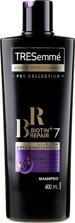 Regenerierendes Shampoo mit Biotin - Tresemme Biotin Repair 7 Shampoo
