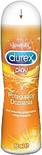Düfte, Parfümerie und Kosmetik Sanftes Gleitgel mit wärmendem Effekt - Durex Play Warming