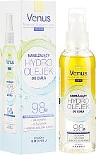 Düfte, Parfümerie und Kosmetik Feuchtigkeitsspendendes Körperöl mit Hanf- und Olivenöl für trockene Haut - Venus Hydro Oil Body