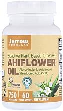 Düfte, Parfümerie und Kosmetik Nahrungsergänzungsmittel Ahiflower Öl - Jarrow Formulas Ahiflower Oil 750 mg