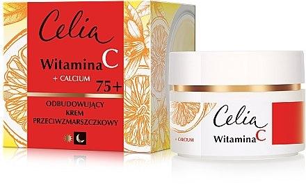Anti-Aging Tages- und Nachtcreme 75+ - Celia Witamina C