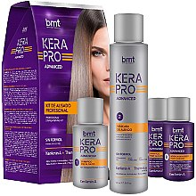 Düfte, Parfümerie und Kosmetik Haarpflegeset - Kativa Kera Pro Advanced (Schampoo 30ml + Haarmaske 100ml + Shampoo 30ml + Haarlotion 30ml)