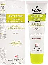 Düfte, Parfümerie und Kosmetik Anti-Akne enzymatisches Peeling für fettige und Mischhaut - Floslek Anti Acne Peeling