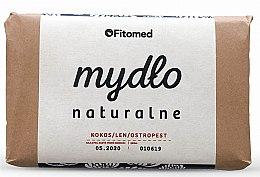 Düfte, Parfümerie und Kosmetik Naturseife mit Kokosnuss - Fitomed Soap