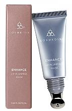 Düfte, Parfümerie und Kosmetik Intensiv nährende und feuchtigkeitsspendende Lippenmaske für mehr Fülle und Volumen - Cosmedix Enhance Lip-Plumping Mask