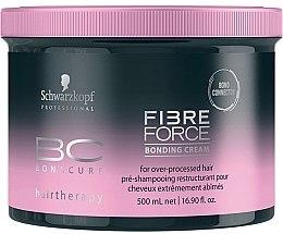Düfte, Parfümerie und Kosmetik Gesichtscreme - Schwarzkopf Professional BC Fibre Force Bonding Cream
