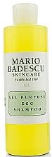Düfte, Parfümerie und Kosmetik 2in1 Shampoo und Duschgel für alle Haut- und Haartypen mit Eierproteinen - Mario Badescu All Purpose Egg Shampoo