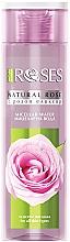 Düfte, Parfümerie und Kosmetik Mizellen-Reinigungswasser für alle Hauttypen - Nature Of Agiva Roses Micellar Water
