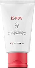 Düfte, Parfümerie und Kosmetik Gesichtsreinigungsgel mit Moringa und Bitterorange - Clarins My Clarins Re-Move Purifying Cleansing Gel