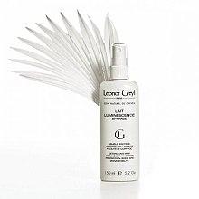 Düfte, Parfümerie und Kosmetik Pflegende Haarmilch für trockenes Haar - Leonor Greyl Lait luminescence bi-phase