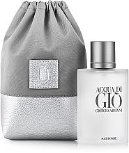 Düfte, Parfümerie und Kosmetik Baumwollsäckchen Perfume Dress grau (ohne Inhalt) - MakeUp