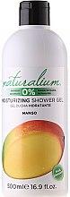 Düfte, Parfümerie und Kosmetik Nährendes Duschgel Mango - Naturalium Bath And Shower Gel Mango