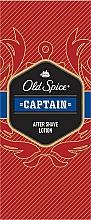 Düfte, Parfümerie und Kosmetik After Shave Lotion - Old Spice Captain