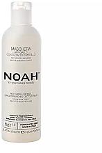 Düfte, Parfümerie und Kosmetik Anti-Gelbstich Makse für blondes, graues und gebleichtes Haar - Noah Anti-Yellow Hair Mask