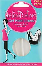 Düfte, Parfümerie und Kosmetik Gel-Einlegesohlen für Fersen - The Foot Factory Gel Heel Liner Twin Pack